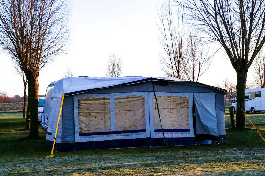 Camping Schwitzwasser Vorzelt Kondenswasser