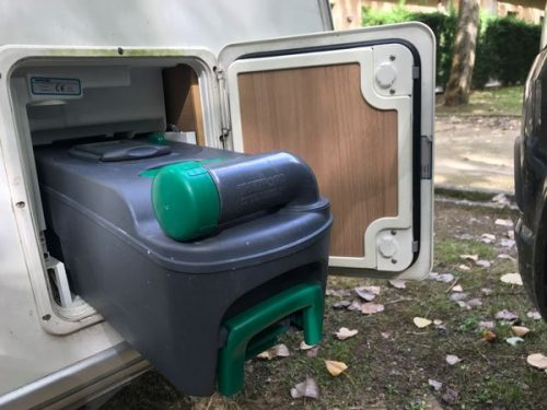 Fäkalien Kassette Wohnwagen Wohnmobil Beitragsbild