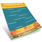 Cover Checkliste