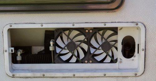 Wohnwagen Kühlschrank Lüftereinbau Beitragsbild